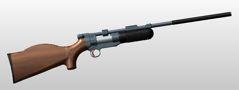 The Pheonix FCS Rifle